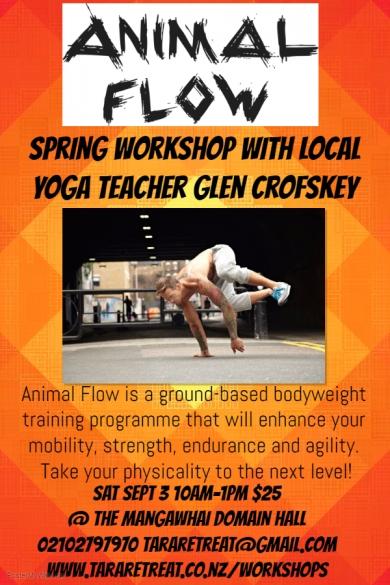 AF Workshop Poster