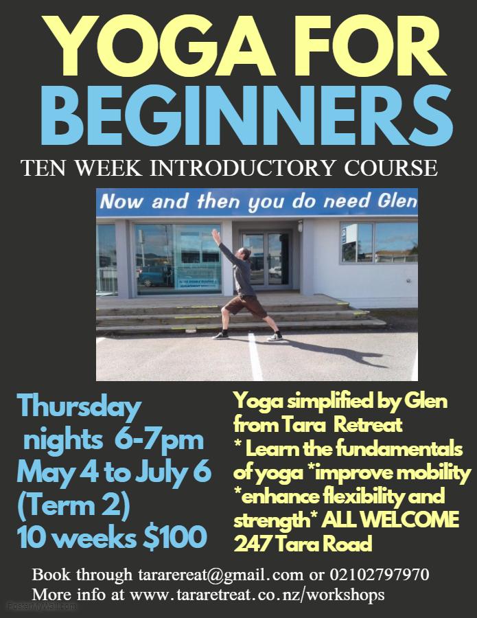 beginner's course