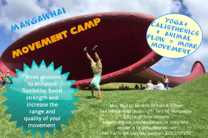 Movement Workshop Flyer